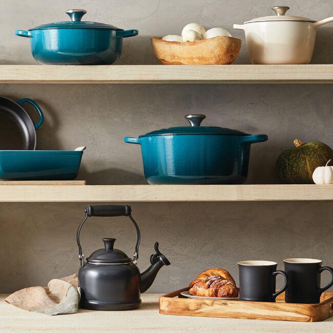 Round Dutch Oven Le Creuset Official Site