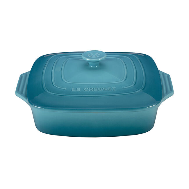 Le Creuset PG1357S-2417 Square casserole with lid