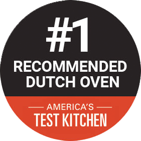America's Test Kitchen recommended
